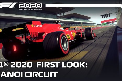 F1 2020 Hanoi Circuit Revealed
