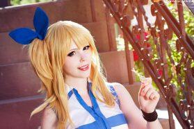 Cosplay Wednesday – Fairy Tail's Lucy Heartfilia