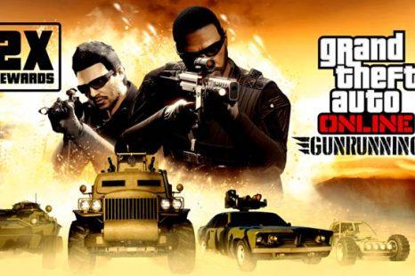 Double récompense pour les missions de vente d'armes à feu dans GTA Online cette semaine