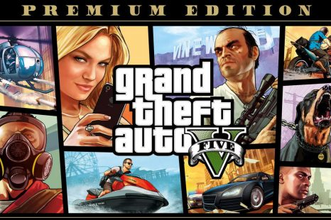Grand Theft Auto V Free on Epic Games Store