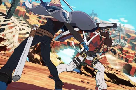 Guilty Gear -Strive- Delayed to Early 2021
