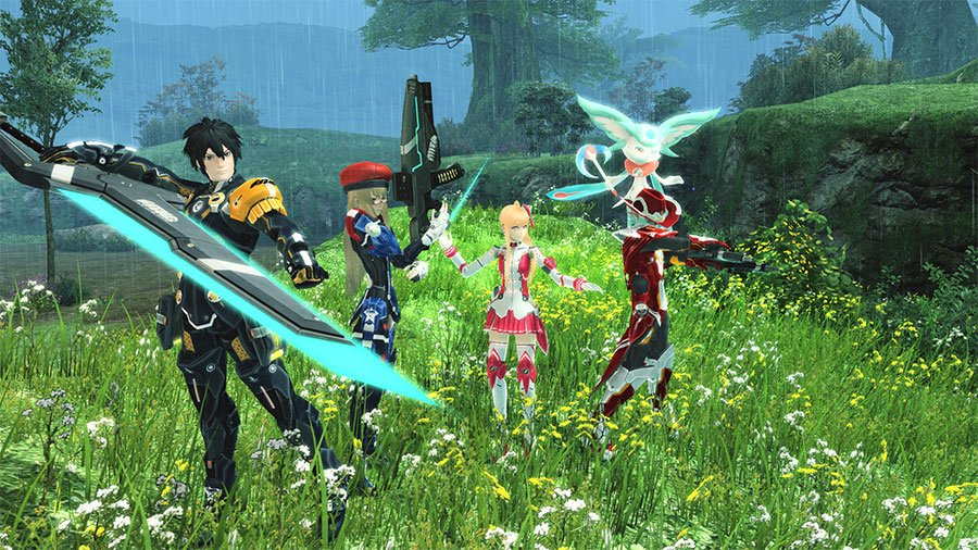 How To Download Phantasy Star Online 2 PC Outside US