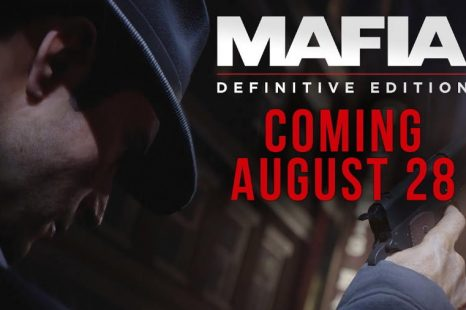 Mafia: Definitive Edition Coming August 28