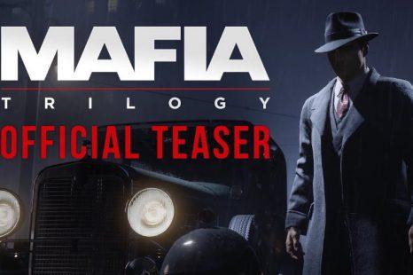 Mafia: Trilogy Announced