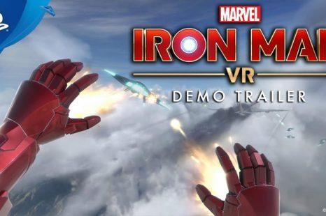 La démo gratuite Iron Man VR de Marvel est désormais disponible