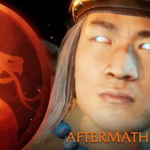 Mortal Kombat 11: Aftermath Announced