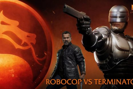 Mortal Kombat 11: Aftermath Trailers oppose RoboCop à The Terminator