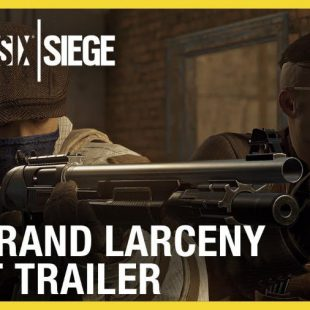 Rainbow Six Siege: The Grand Larceny Event Now Live