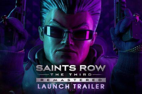 Saints Row: The Third Remastered obtient une bande-annonce de lancement