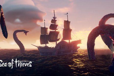 Sea of Thieves arrive à vapeur le 3 juin
