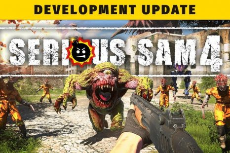Serious Sam 4 Gets Developer Gameplay Update