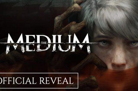 Bloober Team's The Medium Announced