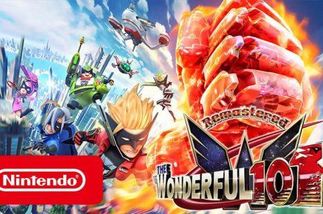 The Wonderful 101: Remastered obtient une bande-annonce de lancement