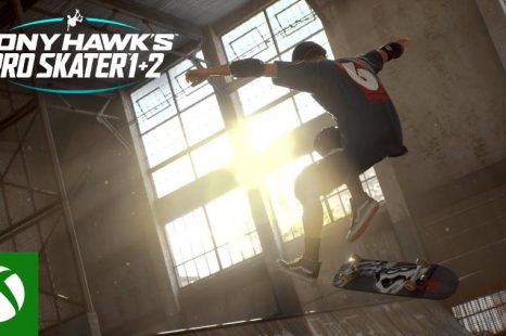 Tony Hawk's Pro Skater 1 and 2 Announced