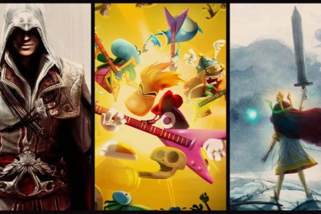 Get Assassin's Creed II, Rayman Legends and Child of Light Free Today