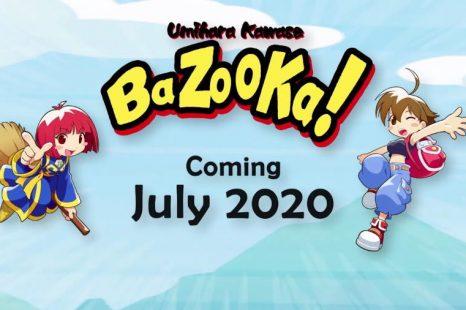 Umihara Kawase BaZooKa! Coming This July