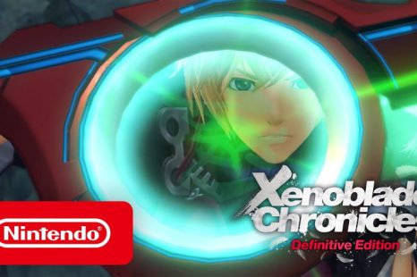 Xenoblade Chronicles: Definitive Edition Gets Launch Trailer