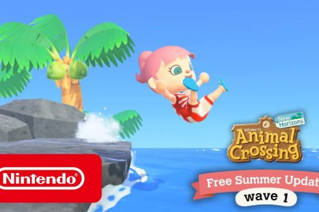 Animal Crossing: New Horizons Getting Free Summer Update