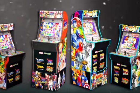 X-Men Vs. Street Fighter Getting Arcade1Up Cabinets