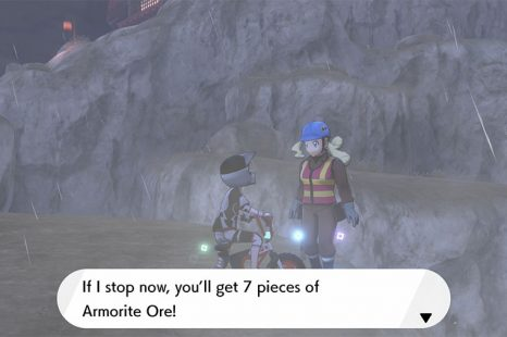 Where To Find Armorite Ore Digger Lady Location Guide