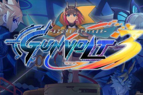 Azure Striker GUNVOLT 3 Announced