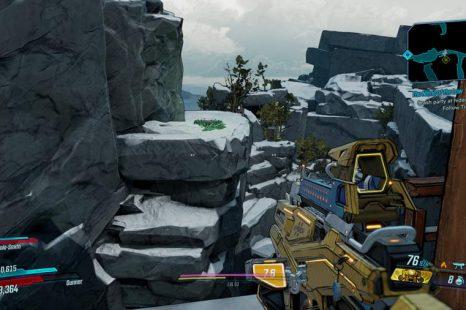 Borderlands 3 Bounty Of Blood Ashfall Peaks Challenge Guide