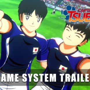 Captain Tsubasa: Rise of New Champions Gets Game System Trailer