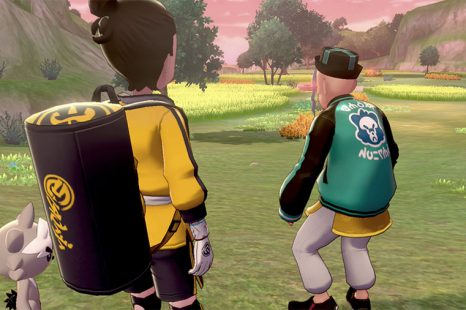Choose Tower Of Water Or Darkness In Pokemon Sword & Shield Isle Of Armor