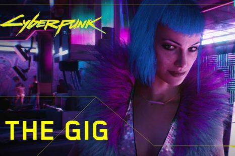 "Cyberpunk 2077 Gets ""The Gig"" Trailer"