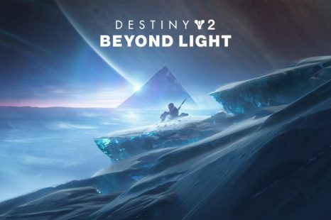 Destiny 2: Beyond Light Launching September 22