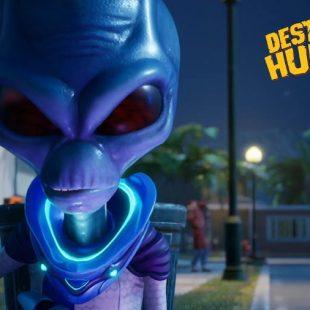 Destroy All Humans! Gets Fun With Alien Guns Trailer