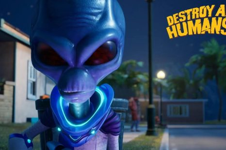 Destroy All Humans! Gets Fun With Alien Guns Trailer