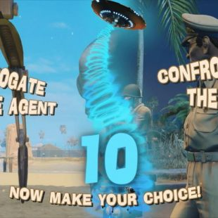 Destroy All Humans! Gets Interactive Trailer
