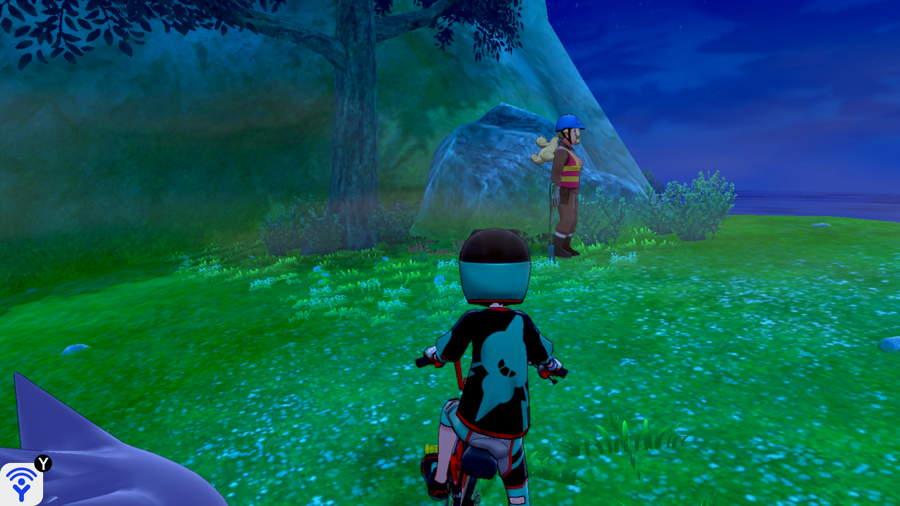 Digger Ma Dojo Pokemon Isle Of Armor