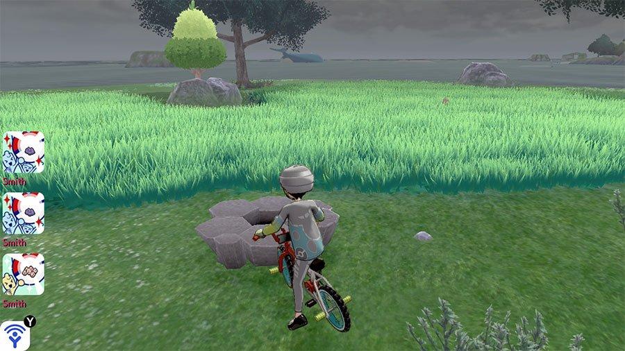Ditto Den In Pokemon Sword & Shield Isle Of Armor Location