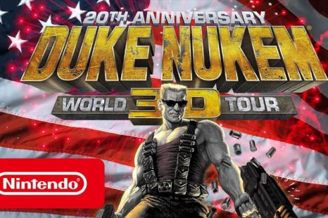 Duke Nukem 3D: World Tour Coming to Switch June 23
