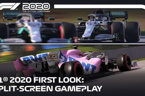 F1 2020 to Get Split-Screen Gameplay