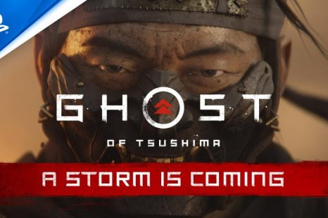 "Ghost of Tsushima Gets ""A Storm is Coming"" Trailer"