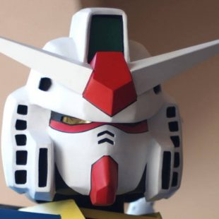 Cosplay Wednesday – Gundam's RX-78