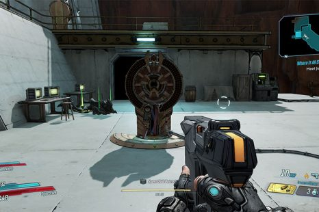 How To Activate New Company Technology In Borderlands 3