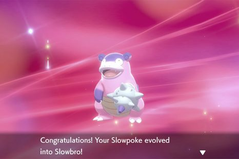 How To Evolve Galarian Slowpoke In Sword & Shield Isle Of Armor