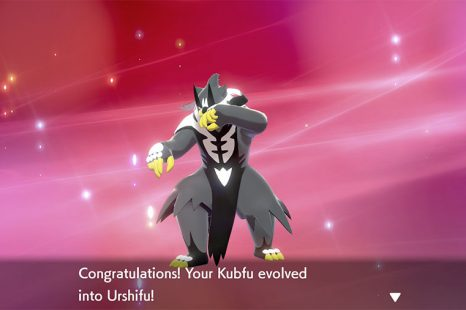 How To Evolve Kubfu In Pokemon Sword & Shield Isle Of Armor