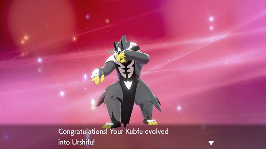 How To Evolve Kubfu In Pokemon Sword & Shield Isle Of Armor