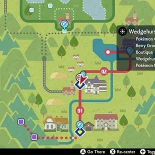 How To Get To Isle Of Armor In Pokemon Sword & Shield