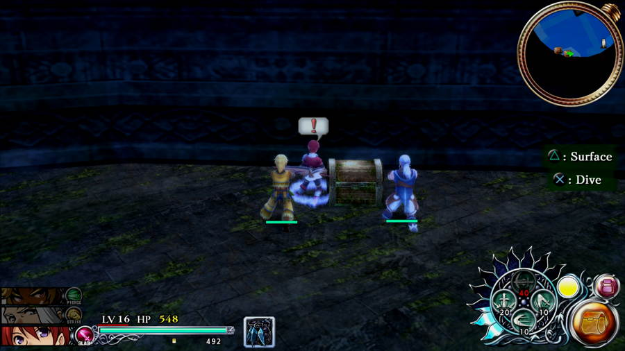How To Get Underwater Chests In Ys Memories Of Celceta