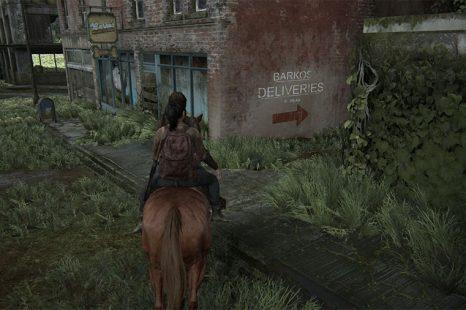 How To Open Barkos Deliveries Door In The Last Of Us Part 2