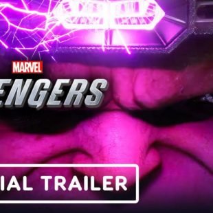 Marvel's Avengers Gets Official Story Trailer