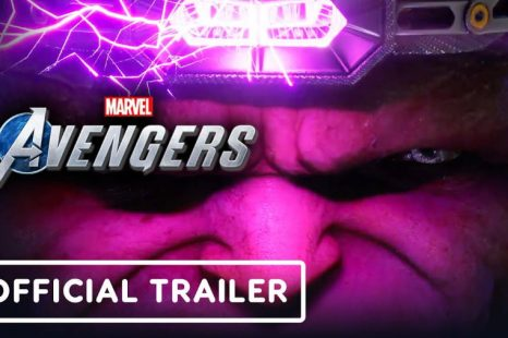 Marvel's Avengers Gets Official Story Trailer