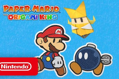 Paper Mario: The Origami King Gets Closer Look in New Trailer