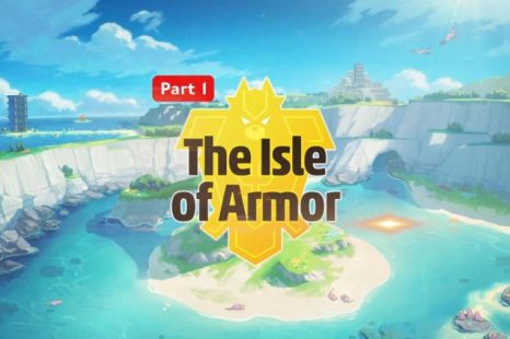Pokémon Sword and Shield Expansion Pass The Isle of Armor Launching June 17